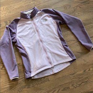 North face flight series TKA stretch fleece jacket